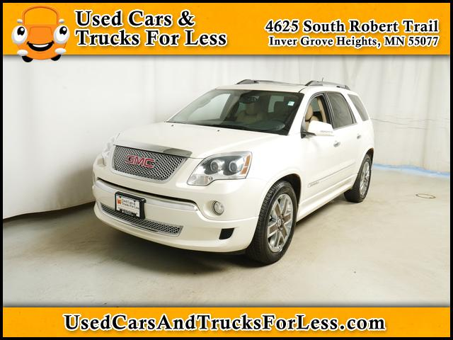 Pre-Owned 2012 GMC Acadia