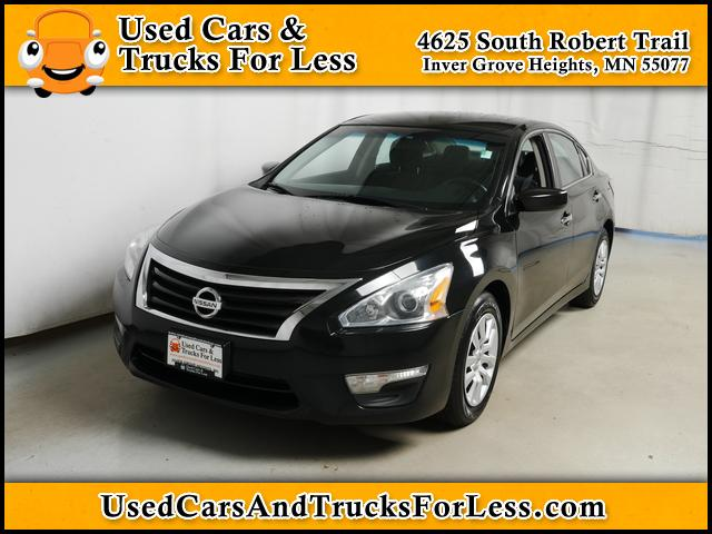 Inver Grove Nissan >> Pre Owned 2015 Nissan Altima Fwd Sedan
