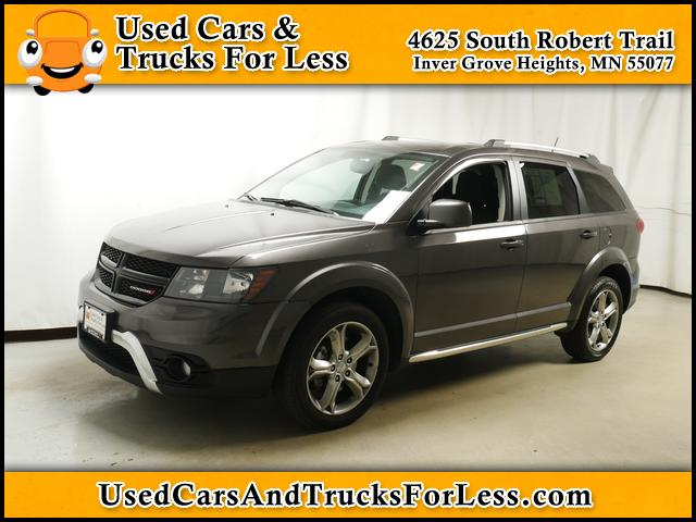 Pre-Owned 2017 Dodge Journey