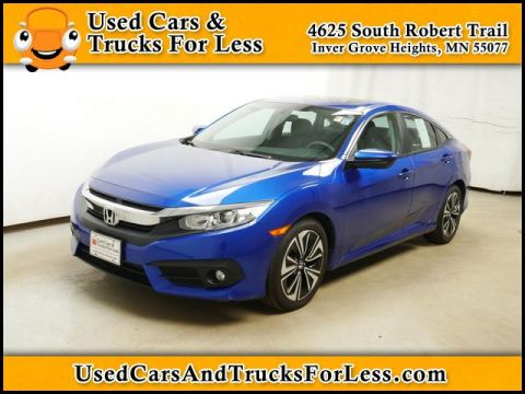 Pre-Owned 2016 Honda Civic FWD Sedan