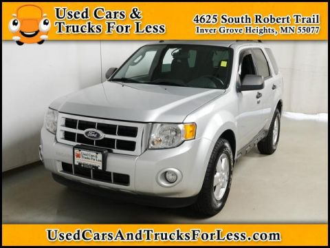 Pre-Owned 2010 Ford Escape AWD