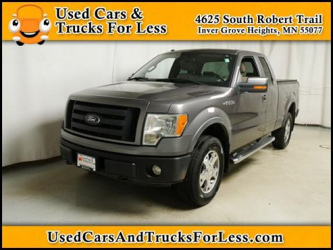 Pre-Owned 2009 Ford F-150 4WD