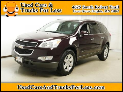 Pre-Owned 2009 Chevrolet Traverse AWD