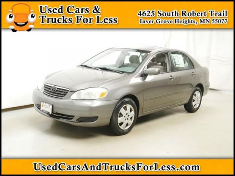 Pre-Owned 2007 Toyota Corolla FWD Sedan