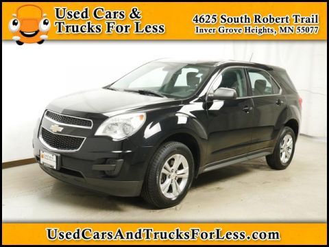 Pre-Owned 2013 Chevrolet Equinox AWD