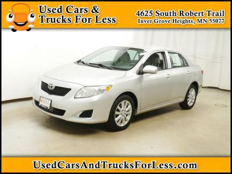 Pre-Owned 2010 Toyota Corolla FWD Sedan