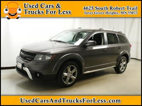 Pre-Owned 2017 Dodge Journey FWD SUV