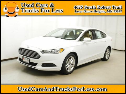 Pre-Owned 2016 Ford Fusion FWD Sedan