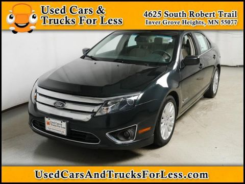 Pre-Owned 2010 Ford Fusion Hybrid FWD Sedan