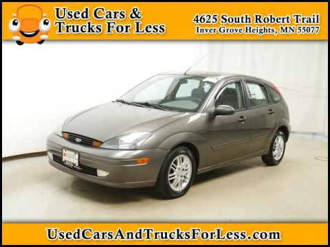Pre-Owned 2003 Ford Focus FWD Hatchback