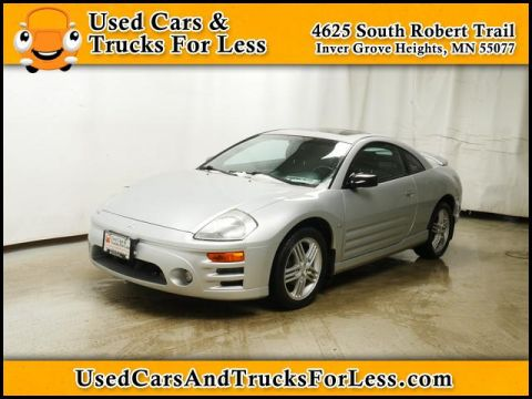 Pre-Owned 2004 Mitsubishi Eclipse FWD Coupe