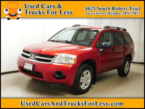 Pre-Owned 2008 Mitsubishi Endeavor AWD