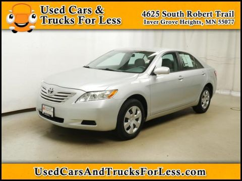 Pre-Owned 2007 Toyota Camry FWD Sedan