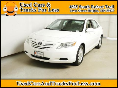 Pre-Owned 2008 Toyota Camry FWD Sedan
