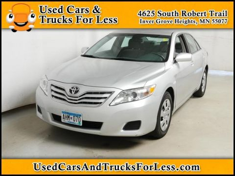 Pre-Owned 2010 Toyota Camry FWD Sedan
