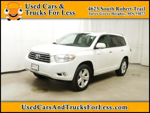 Pre-Owned 2010 Toyota Highlander AWD