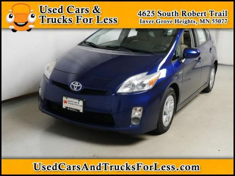 Pre-Owned 2010 Toyota Prius FWD Hatchback