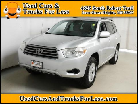 Pre-Owned 2009 Toyota Highlander AWD