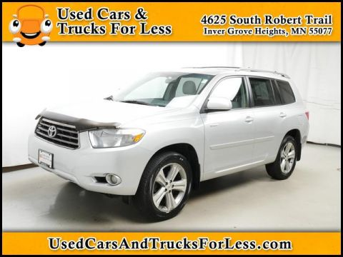 Pre-Owned 2008 Toyota Highlander AWD